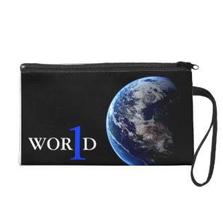 1 monedero del mitón del mundo