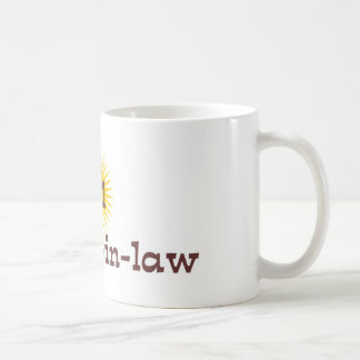 #1 Mother-in-law Mug