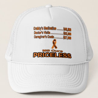 #1 MS CURE Priceless Hat