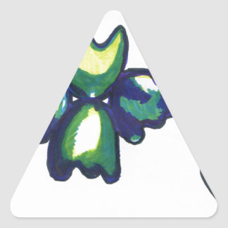 1 N  Life Fractal Stickers