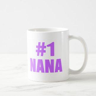 #1 Nana Coffee Mug
