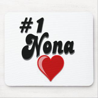 #1 Nona - Celebrate Grandparent's Day Mouse Pad