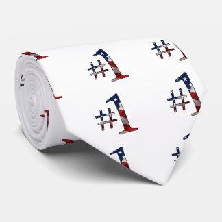 #1 (Number 1) Tie
