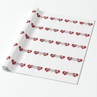 #1 Nurse Gift Wrap