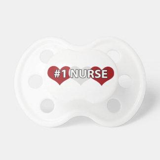 #1 Nurse Baby Pacifier