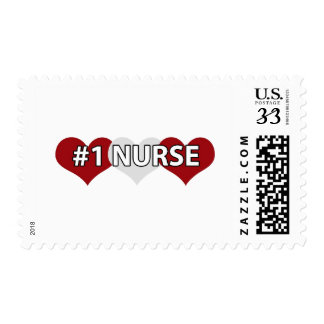 #1 Nurse Stamps