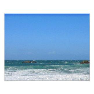 1 of 3 Pacific Ocean escape Photo Print