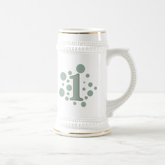 1-One Beer Stein
