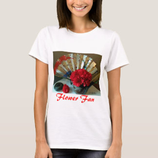 """1 """"Painted"""" Red Carnations T-Shirt"""