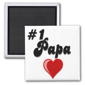 1 Papa - Celebrate Grandparent s Day Refrigerator Magnet