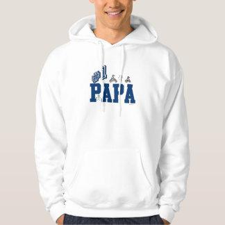 #1 Papa Pullover