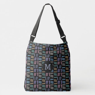 """# 1"" Pattern custom monogram bags"