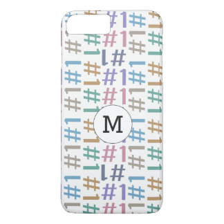 """# 1"" Pattern custom monogram phone cases"