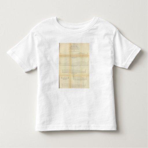 1 perfiles, pasos en Sierra Nevada Tee Shirts