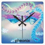 1, pheonix wall clock