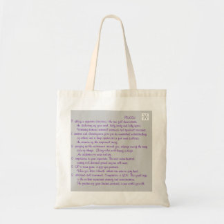 1-PISCES Feb 19-Mar 20 tote bag