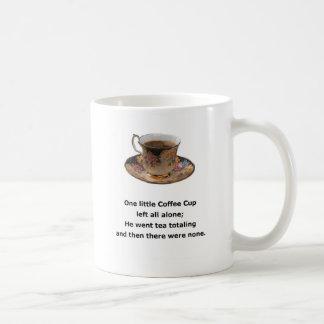 #1 pocas tazas de café