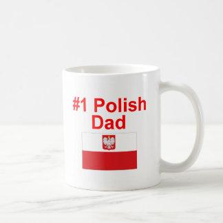 #1 Polish Dad Coffee Mug