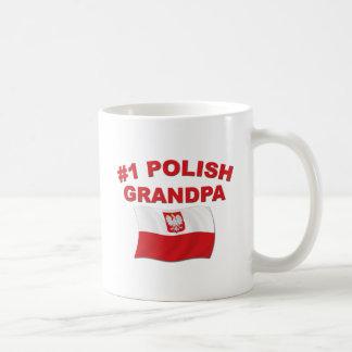 #1 Polish Grandpa Coffee Mug