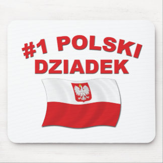 #1 Polski Dziadek Mouse Pad