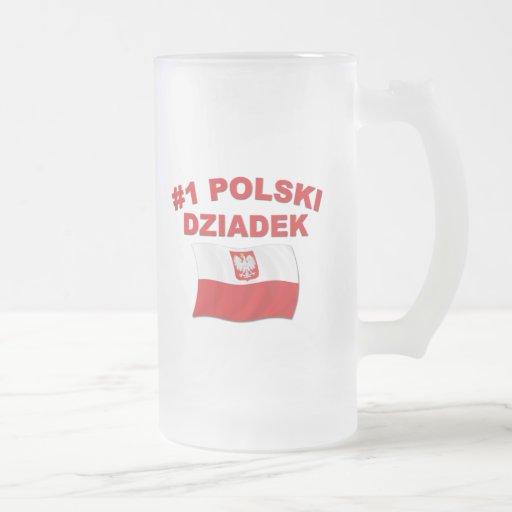 #1 Polski Dziadek Coffee Mug