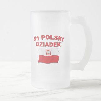 #1 Polski Dziadek Taza De Cristal