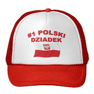 #1 Polski Dziadek Trucker Hat