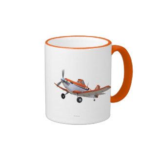 1 polvoriento taza de café