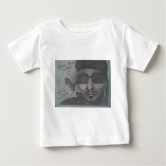 # 1 portrait drawn by Dianna Newby Baby T-Shirt