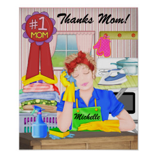 # 1 poster de la mamá - SRF
