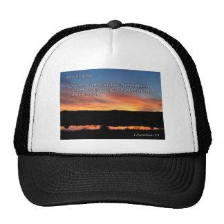 1 puesta del sol de Scott del lago del 2:9 de los  Gorra