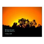 1 puesta del sol del 4:19 de Juan Postal