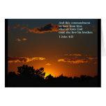 1 puesta del sol del 4:21 de Juan Felicitaciones