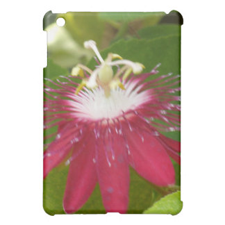 1 Red Passion Flower iPad Mini Covers