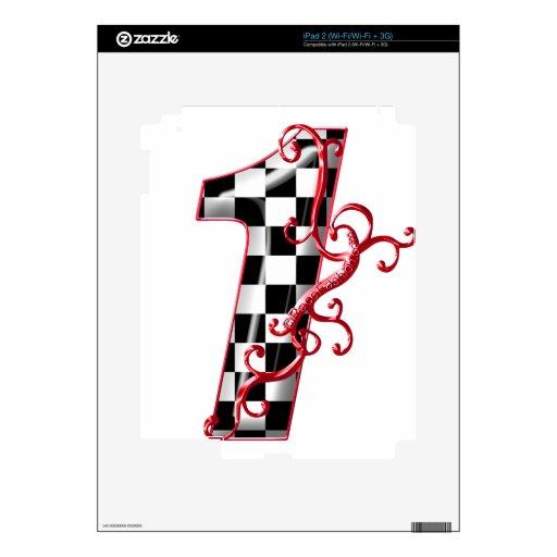 1 red.png iPad 2 calcomanías