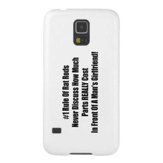 1 regla de rata Roces nunca discute cuánto Carcasa Galaxy S5
