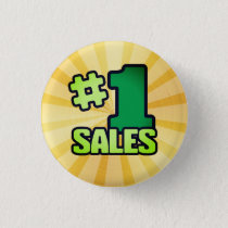 #1 sales employee recognition award button
