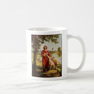 1 Samuel  17:15,  But David went and returned Coffee Mug