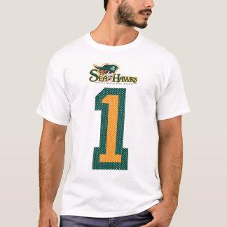 #1 Seahawk Jersey T-Shirt
