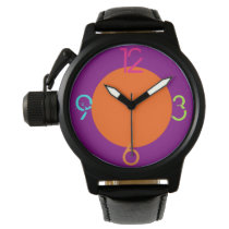 1 Second Beyond Now Is the Future 18 Wrist Watch