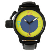 1 Second Beyond Now Is the Future 21 Wristwatch
