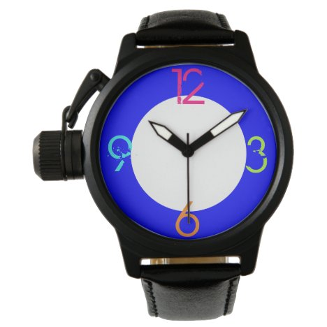 1 Second Beyond Now Is the Future 38 Wrist Watch