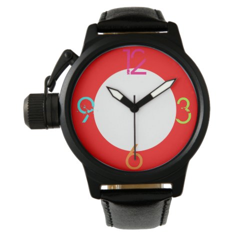1 Second Beyond Now Is the Future 39 Wrist Watch