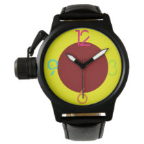 1 Second Beyond Now Is the Future 9 Wristwatch