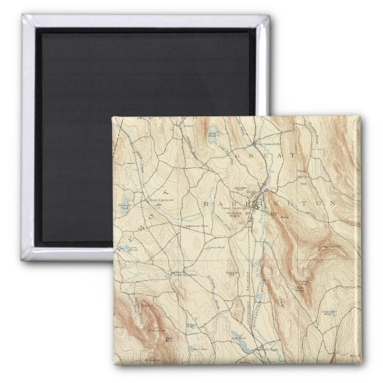1 Sheffield sheet 2 Inch Square Magnet