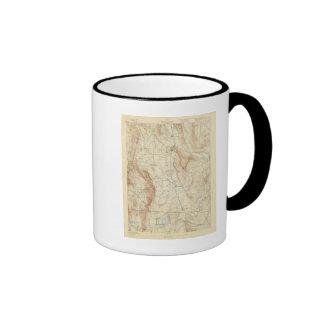 1 Sheffield sheet Ringer Coffee Mug