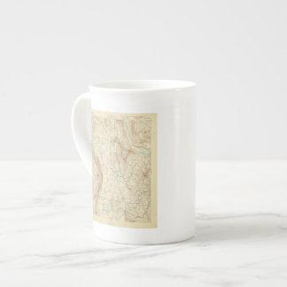 1 Sheffield sheet Tea Cup