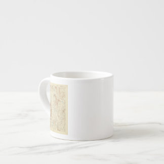 1 Sheffield sheet 6 Oz Ceramic Espresso Cup