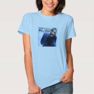1 Sick Unit, Why So Socialist? T-Shirt