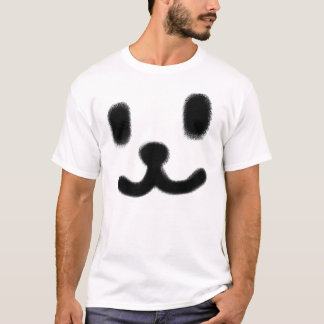 1 SMILEY Black T-Shirt